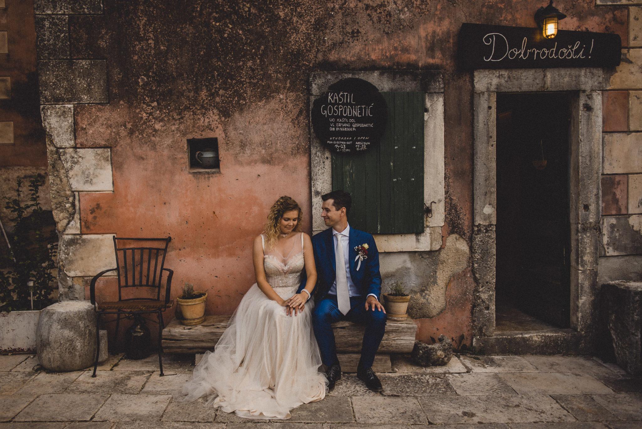 Destination Weddings Brač Croatia